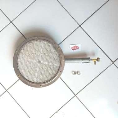 harga Kompor Stove Keramik Ceramic Infrared Gas LPG NG Burner Bulat 31mm Blibli.com