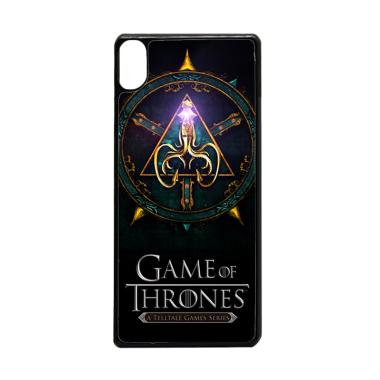 Acc Hp Game of Thrones Greyjoy W334 ... for SONY Xperia XA1 Ultra