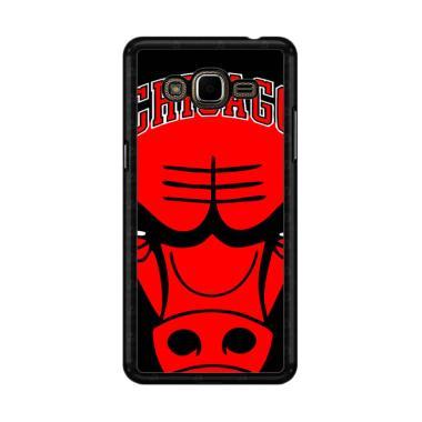 Acc Hp NBA Chicago Bulls Head Focus ... sing for Samsung J2 Prime