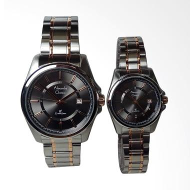 Alexandre Christie Classic Stainles ... er Rosegold [AC8502MD/LD]
