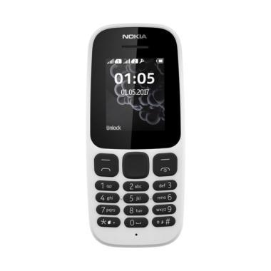 Nokia 105 New 2017 Handphone [Dual Sim]