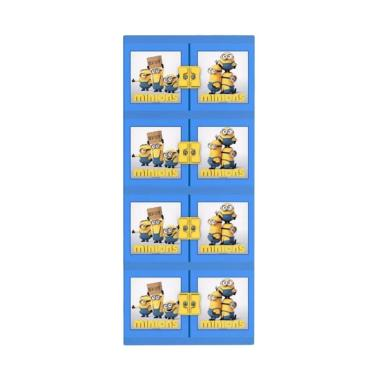 Minions Cabinet Printing with Key