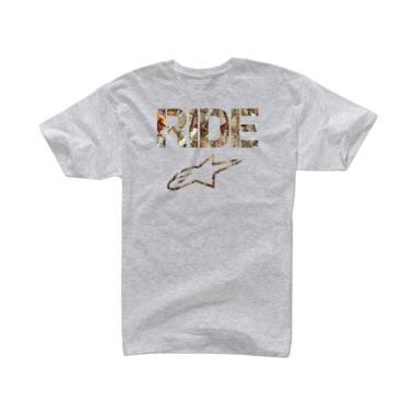 3ee8d182668e Jual Alpinestars Ride Solid Tee Kaos T-Shirt Pria Terbaru - Harga ...