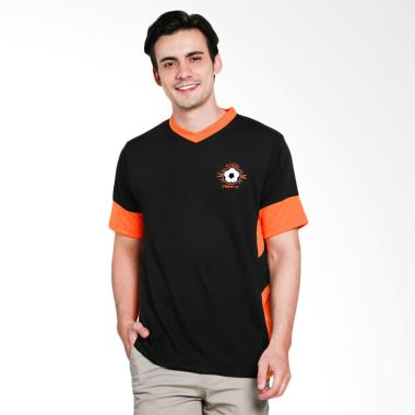 PT Musica Studios D'Masiv Jersey Futsal Black Merchandise