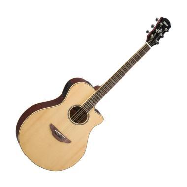 harga Yamaha APX 600 Gitar Akustik Elektrik - Natural Blibli.com