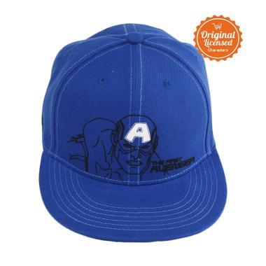 Disney Marvel Snapback The Avengers Cap Topi Dewasa 7f1c318582