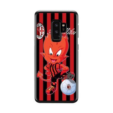 Cococase AC Milan FC E1746 Casing for Samsung Galaxy S9 Plus