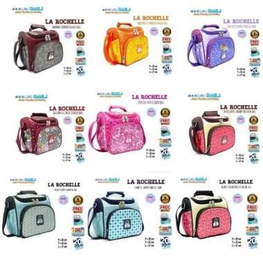 harga La Rochelle Cooler Bag - Tas Multicolor Blibli.com