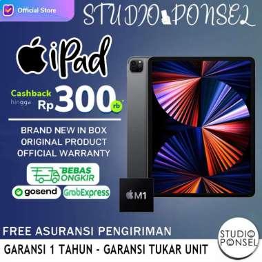 harga IPad Pro M1 2021 12inch 1TB Wifi Cellular Garansi Apple Space Gray Blibli.com