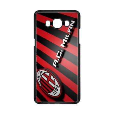 Guard Case AC Milan Logo 3D O1208 C ... or Samsung Galaxy J7 2016