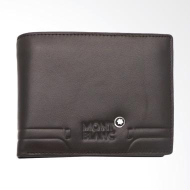 MONT BLANC Dompet Pria - Black [13-12]