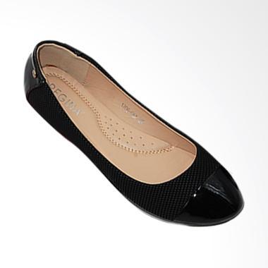 Jual Sepatu Flat Wanita Hitam Online - Harga Baru Termurah Maret ... 12eef5dc25