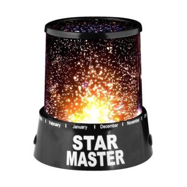 Star Master Lampu Hias Proyektor LE ... dur Pembawa Hoki - Random