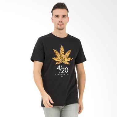 Tendencies Safari Tshirt Atasan Pria [420]