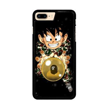 Flazzstore Goten Vs Bape Goku L2097 ... e 7 Plus or iPhone 8 Plus