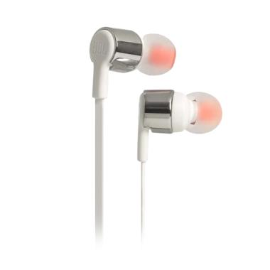 JBL T210 In-Ear Headphone - Grey