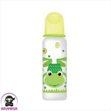harga Promo BABYSAFE Bottle Botol Susu Bayi 250 ml - Hijau Frog Diskon Blibli.com
