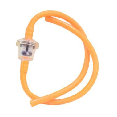 Raja Motor SLB8002 Selang Bensin dan Filter Bensin Transparan - Orange