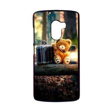 harga Bunnycase Teddy Bear Picnic L0281 Custom Hardcase Casing for Lenovo K4 Note/ A7010/ Vibe X3 Lite Blibli.com