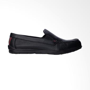 Gino Mariani Leander 6 Exclusive Co ... asual Men's Shoes - Black