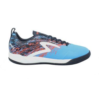 Specs Metasala Warrior Sepatu Futsal Pria - Blue [400740]