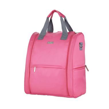 INSULAR Diaper Baby Bag - Pink Tebuy