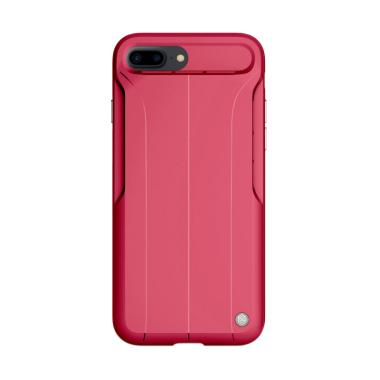 Nillkin TPU AMP Casing for Apple Iphone 7 Plus or 8 Plus - Red