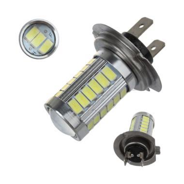 JMS H7 33 SMD 5630 Lampu LED Headlight or Foglight - Crystal Blue