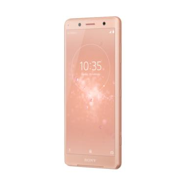 SONY XPERIA XZ2 Compact Smartphone - Coral Pink [64GB/ RAM 4GB]