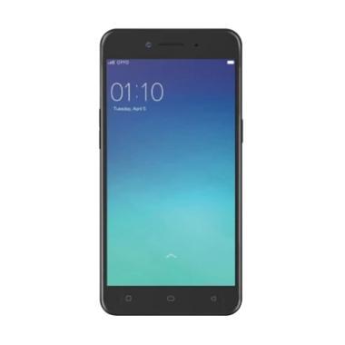OPPO A37 Smartphone - Hitam [2GB/ 16GB]