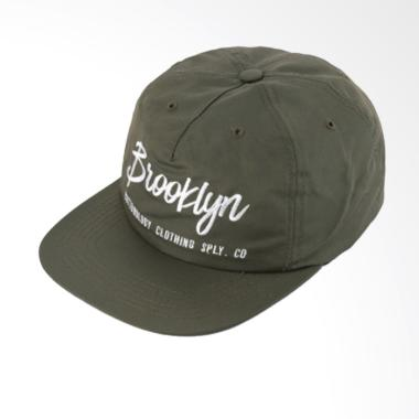 Cottonology Brooklyn Cap Topi Pria - Green