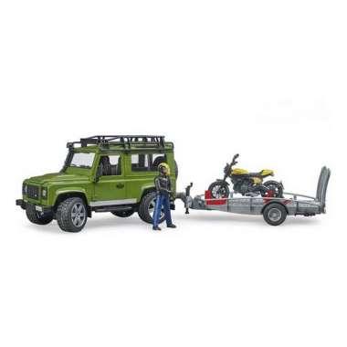 harga Bruder Land Rover Defender, Trail 2589 - Mainan Aktifitas Kendaraan Anak Blibli.com