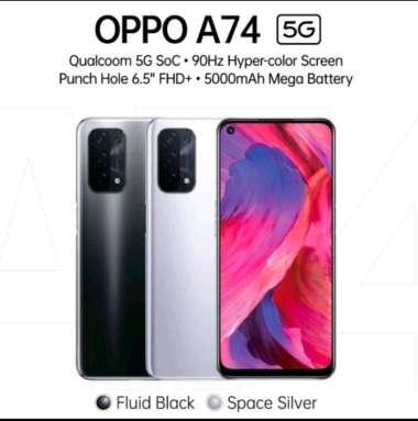 OPPO A74 5G Ram 6GB + Rom 128GB
