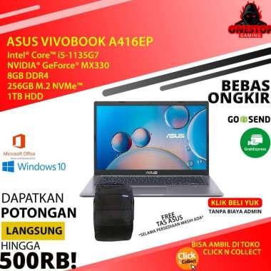 harga Asus Vivobook A416EP-FHD5211 - i5-1135G7 MX330 8GB 256ssd+1TB 14