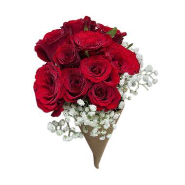 Bunga Mawar Merah Terbaru di Kategori Dekorasi  9862d9448e