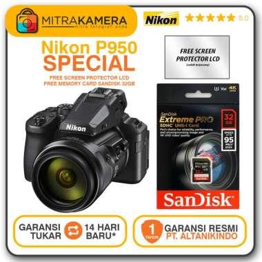 harga Nikon COOLPIX P950 Digital Kamera Blibli.com