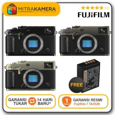 FUJIFILM XPRO3 X-Pro3 Body Only Mirrorless Digital Camera