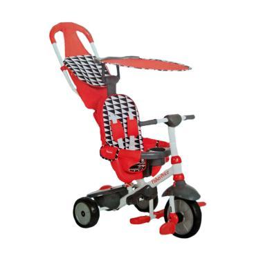 Fisher Price Smart Trike 3700533 Jungle Sepeda Anak - Red