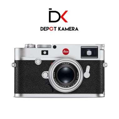harga Leica M10-R Digital Rangefinder Camera Silver Chrome (20003) Blibli.com