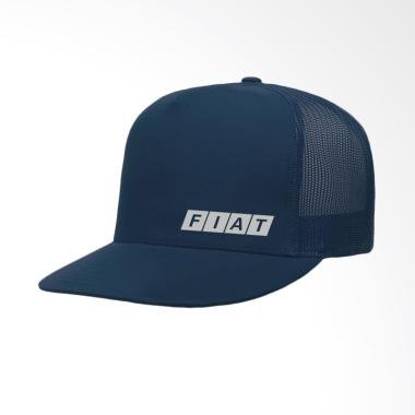 IndoClothing FIAT Topi Trucker - Navy