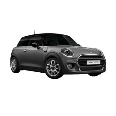 MINI Cooper 3-Door - Moonwalk Grey Metallic