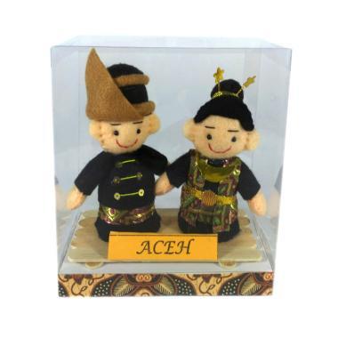 MMS Pakaian Adat Aceh Boneka