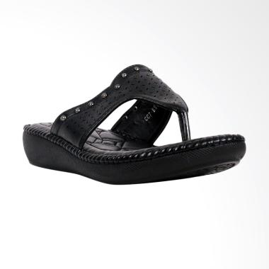 Bettina Brandy Sandals Wanita - Black