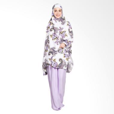 Ayda SNL Plain Mukena - Purple