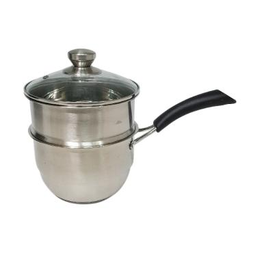 Subron 2 susun Saucepan With Steamer [16 cm]