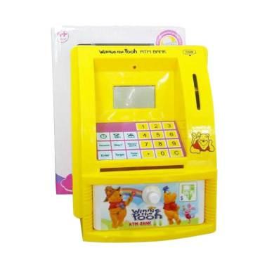 Winnie The Pooh 0960760011 Celengan ATM Mainan Anak