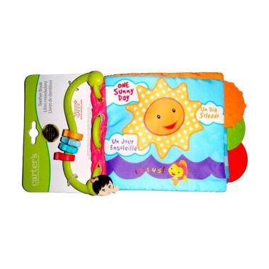 Carters Softbook and Teether Sun Mainan Edukasi Anak