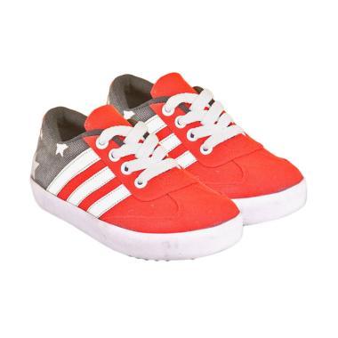 Recommended 361RCM  Sepatu Sneakers Anak Laki-laki - Merah