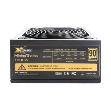 harga X-Treme KT1310PP Power Supply [1300 W/ Mining] Blibli.com