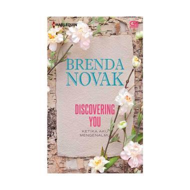 Gramedia Pustaka Utama Harlequin Ketika Aku Mengenalmu Discovering You By Brenda Novak Buku Novel